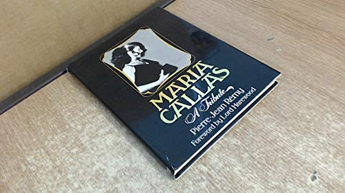 9780354043151: MARIA CALLAS: A TRIBUTE