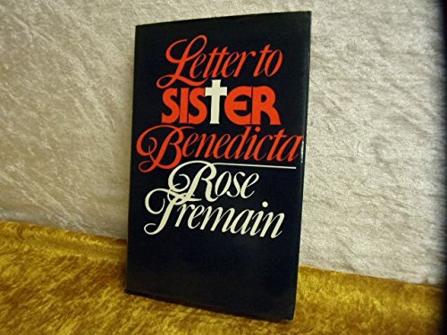 9780354043533: Letter to Sister Benedicta