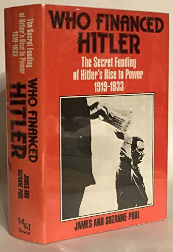 9780354043953: Who Financed Hitler (Raven)