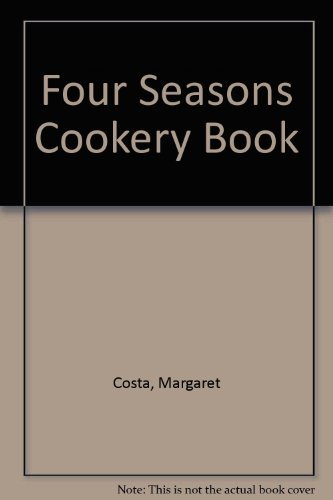 9780354043984: Four Seasons Cookery Book