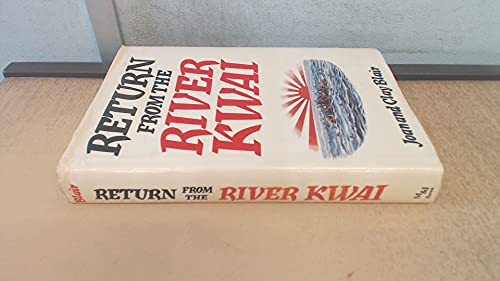 9780354044172: Return from the River Kwai (Raven)