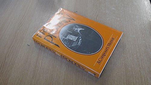9780354044295: Prokofiev by Prokofiev: A Composer's Memoir
