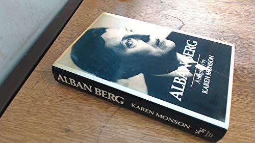 9780354044646: Alban Berg