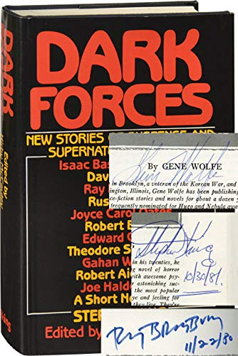 9780354044653: Dark Forces: New Stories of Suspense and Supernatural Horror