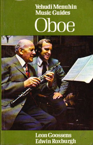 9780354045957: Oboe (Yehudi Menuhin music guides)