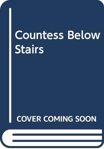 9780354047142: Countess Below Stairs
