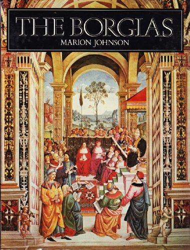 Borgias: Johnson, Marion