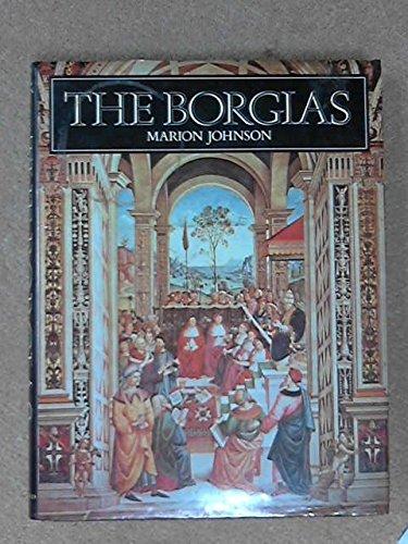 The Borgias: Johnson, Marion