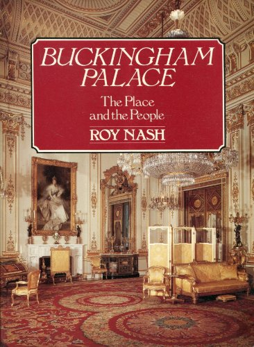 9780354048200: Buckingham Palace: The Place and the People