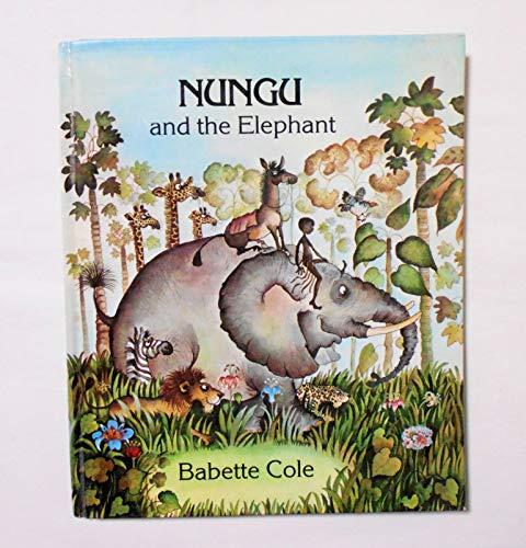 9780354080972: Nungu and the Elephant