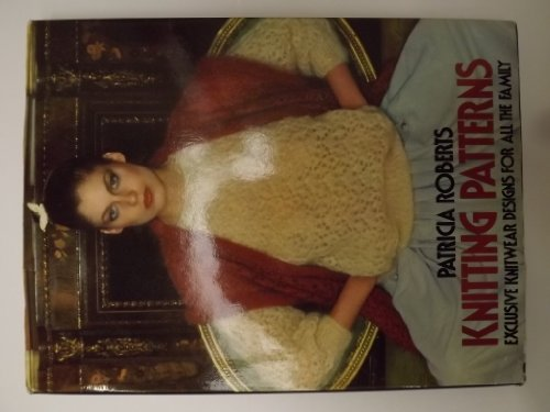 9780354085083: Knitting patterns: Exclusive knitwear designs for all the family