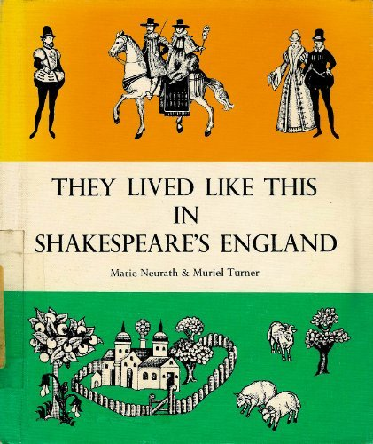 9780356003566: They Lived Like This in Shakespeare's England