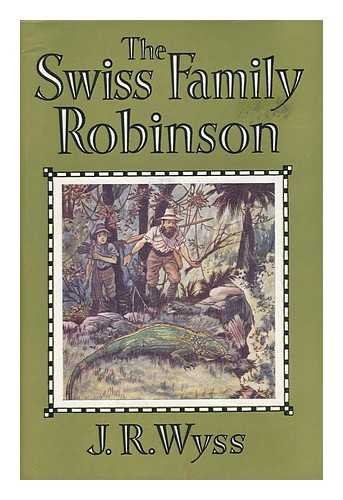 9780356012360: The Swiss Family Robinson (Illustrated Junior Library)
