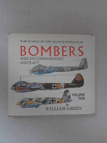 Bombers and reconnaissance aircraft (War planes of: Green, William