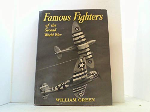 9780356014531: Famous Fighters of the Second World War: 1st S