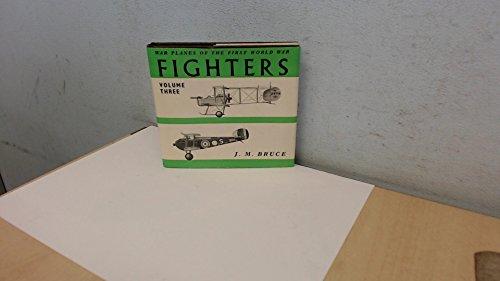 9780356014906: Warplanes of the First World War: Fighters v. 3