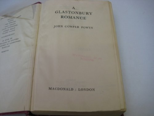9780356017914: Glastonbury Romance
