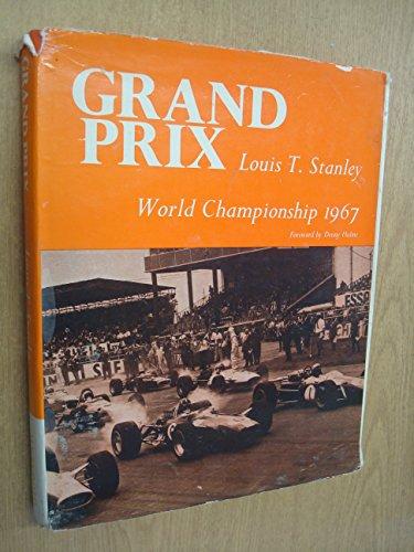 9780356023564: Grand Prix World Championship 1967