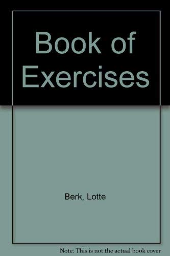 9780356023687: Book of Exercises