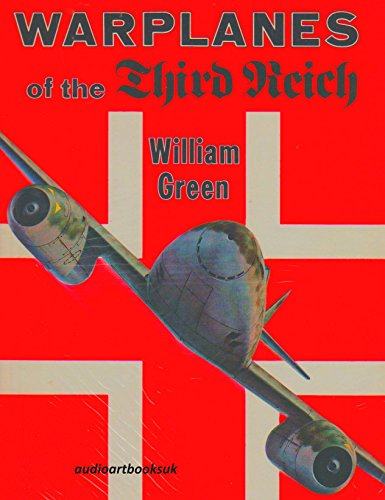 9780356023823: Warplanes of the Third Reich