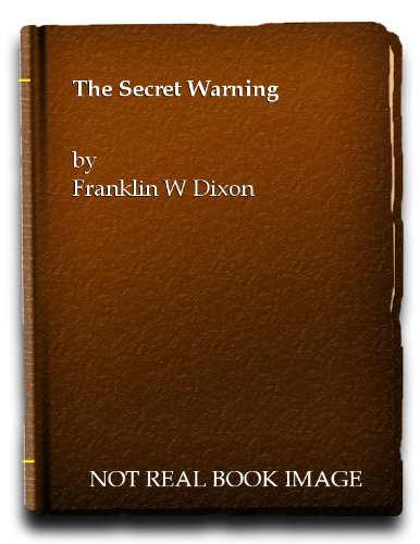 9780356024042: Secret Warning