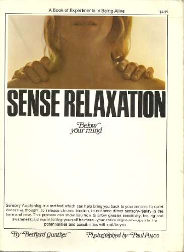 9780356024387: Sense Relaxation