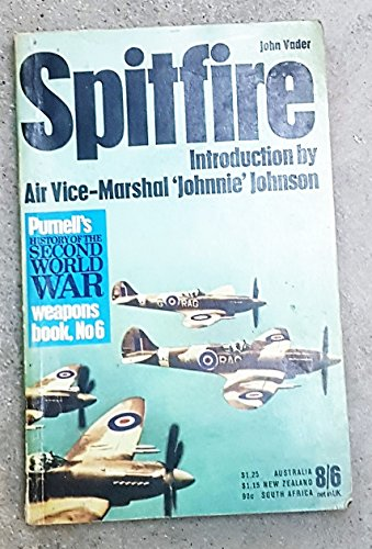 9780356030357: The Spitfire (History of 2nd World War)