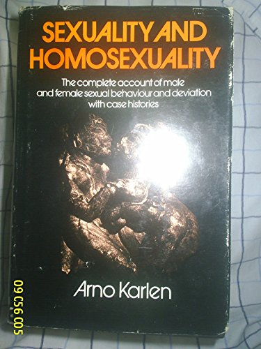 Sexuality and Homosexuality: Karlen Arno
