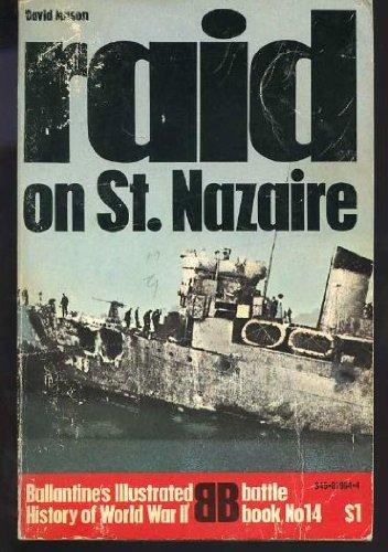 9780356031392: Raid on St. Nazaire