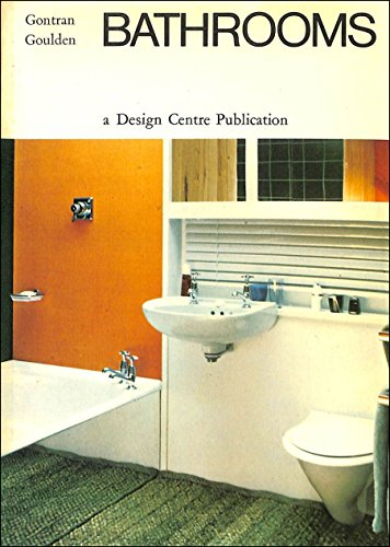 9780356033228: Bathrooms (Design Centre Publications)