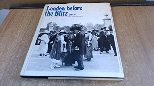 London Before the Blitz (035603433X) by Norton, Graham
