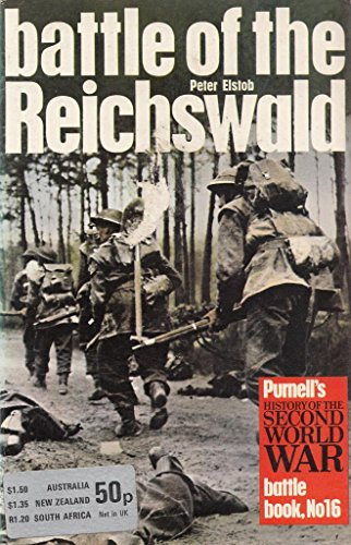 9780356034607: Battle of the Reichswald (History of 2nd World War)