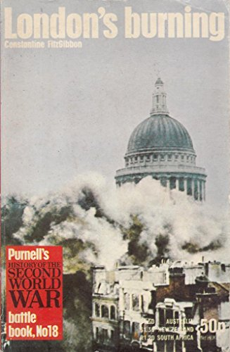 9780356035826: London's Burning (History of 2nd World War)