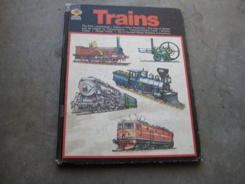 9780356036908: TRAINS (VISUAL BOOKS)