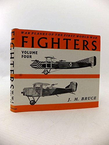 9780356037783: Warplanes of the First World War: Fighters (France) v. 4