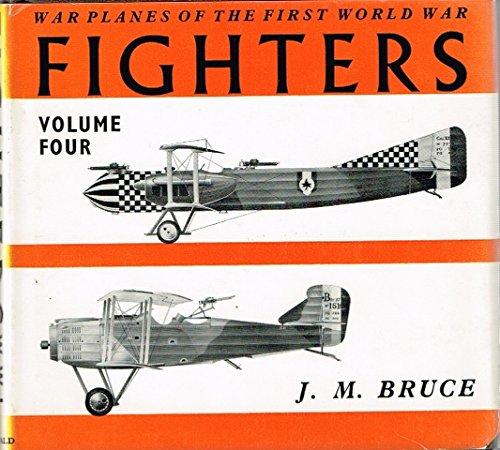9780356037783: Warplanes of the First World War: Fighters (France) v. 4