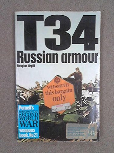 9780356037943: T.34 (Hist. of 2nd Wld. War S)