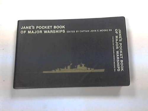 9780356042381: Jane's Pocket Book of Major Warships