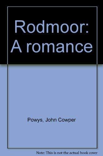9780356045320: Rodmoor