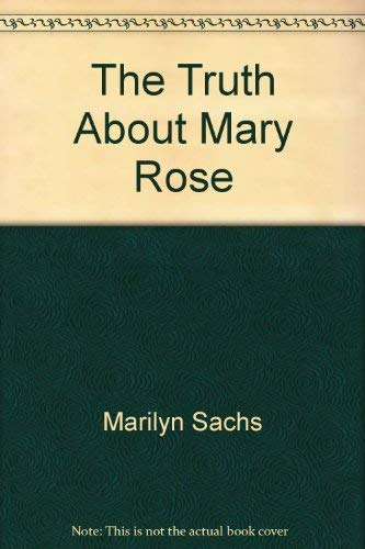 9780356045351: Truth About Mary Rose