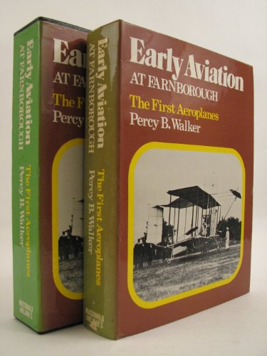 9780356046969: Early Aviation at Farnborough. Volume 2. The First Aeroplanes.: History of the Royal Aircraft Establishment