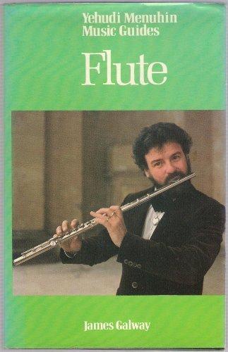 9780356047119: Flute (Yehudi Menuhin music guides)