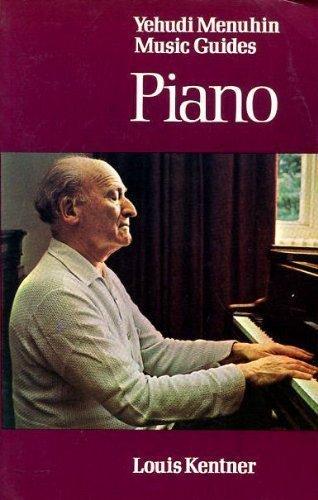 Piano (Yehudi Menuhin music guides): Louis Kentner