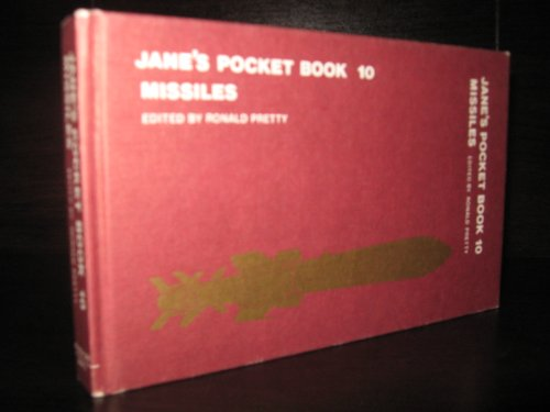9780356047966: Jane's Pocket Book of Missiles