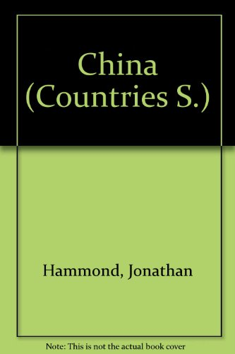 9780356048529: China: The Land and Its People (Macdonald countries)