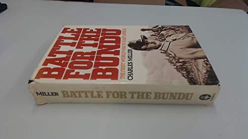 9780356049151: Battle for the Bundu: First World War in East Africa