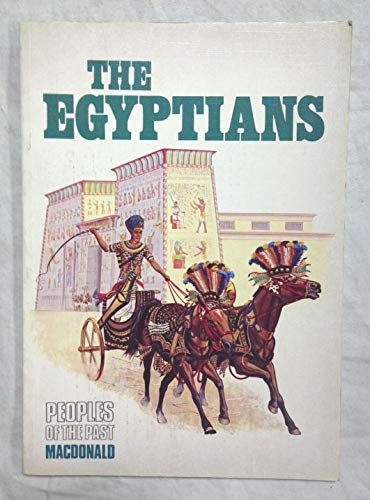 9780356051086: The Egyptians (Peoples of the past)