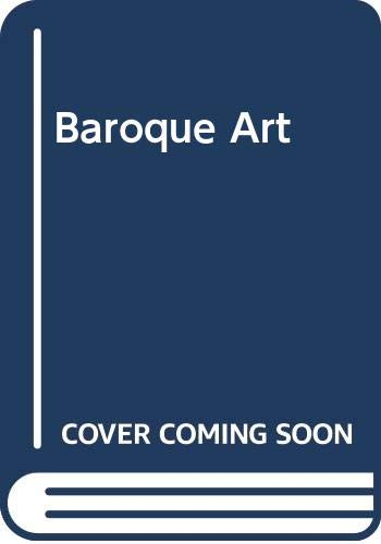 9780356059815: How to recognize Baroque art