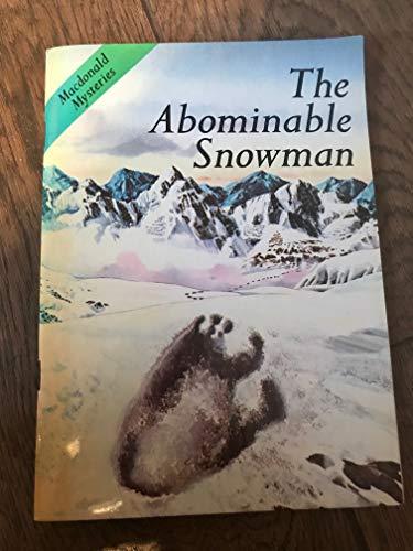 9780356062693: Abominable Snowman (Macdonald mysteries)