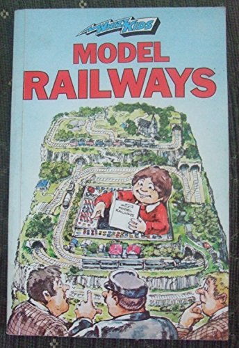 9780356063386: Model Railways (Whizz Kids S)